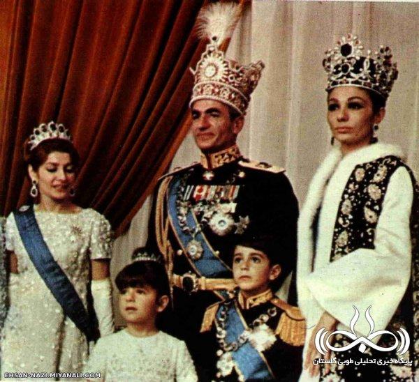 سرانجام دختران محمدرضا شاه چه شد؟
