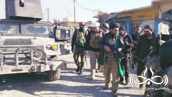 آزادسازی موصل از زبان روحانیون مجاهد عراقی+تصاویر