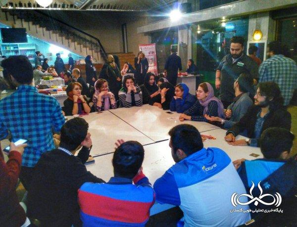 برگزاری اولین جشنواره بازی های فکری در گرگان