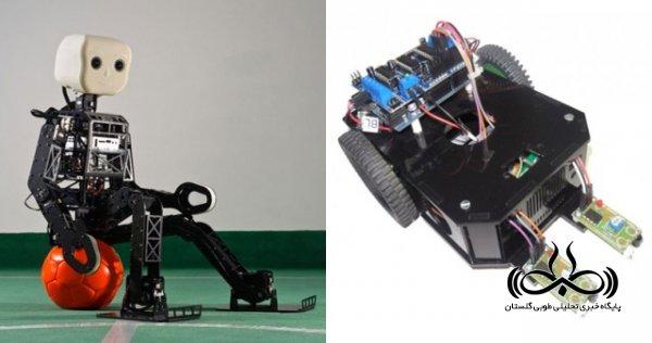 طلبه ای گلستانی که در رشته مهندسی رباتیک مقام آور شد/ یکی از افتخاراتم این است که در حوزه درس میخوانم