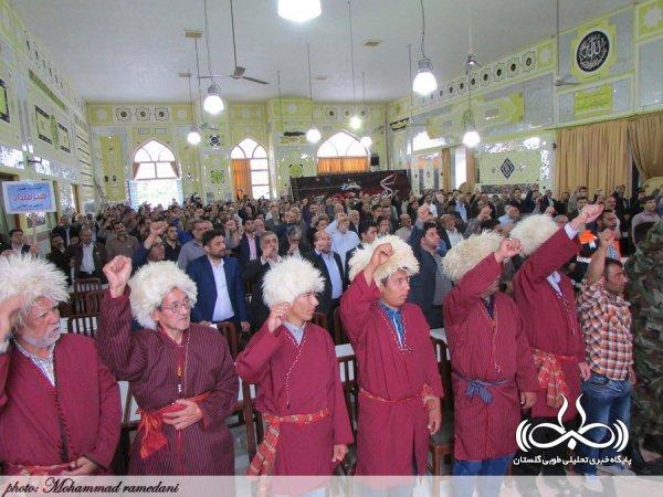 تجمع بزرگ اقشار بسیج