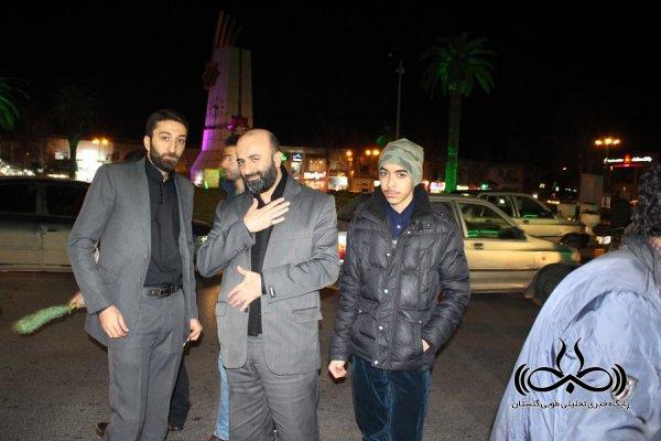 گرگان در شبهای شهادت حضرت فاطمه زهرا(س) عزادار شد + تصاویر