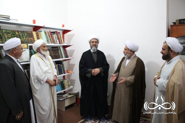 تصویری/ افتتاح دو پایگاه مقاومت بسیج طلاب در شهرستان کلاله