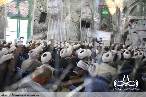 """گزارش تصویری/ همایش بزرگ مبلّیغین با عنوان """"نقش روحانیت در تبیین سبک زندگی اسلامی"""""""