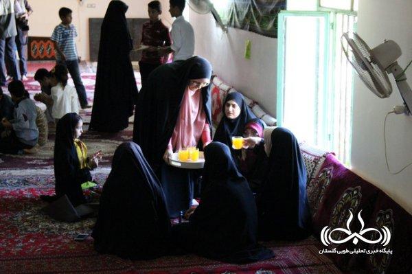 چشیدن شیرینی خدمت به مردم، در روستای شیرین آباد / همه ما پای کار ایرانیم / تصویری