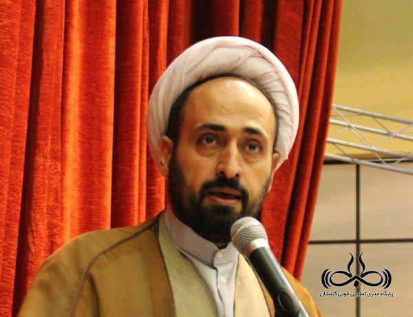انقلاب اسلامی متکی به خداست نه کدخدا / مکتب و ایدئولوژی انقلاب اسلامی الهی است