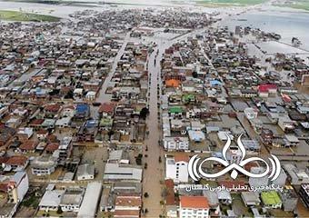 سپاه گرگان ۸۲ واحد مسکونی برای سیلزدگان آققلا میسازد