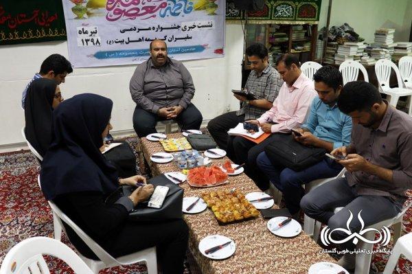 اولویت سفیران کریمه گلستان حمایت از مردم سیل زده / برگزاری 40 برنامه مختلف توسط سفیران در استان