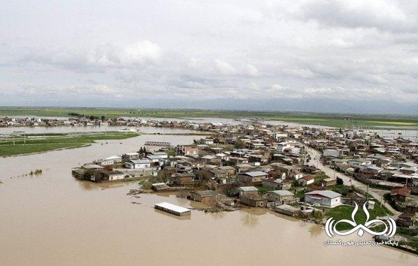 گزارش نهایی سیلاب گلستان تهیه شد؛ ارسال گزارش به بازرسیکل کشور تا ۳ روز آینده