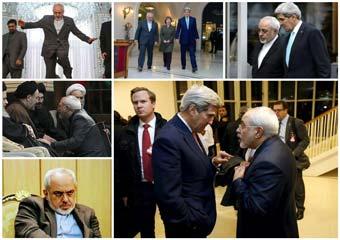 ظریف، تحریم بخاطر مردم ایران یا مداخله در انتخابات آمریکا !