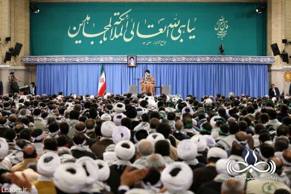 توطئه بسیار خطرناکی توسط مردم نابود شد/ پیروزی ملت ایران تضمین شده است